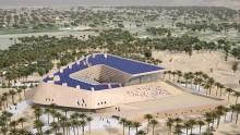 Desert Learning Centre: sostenibilita' e innovazione per gli Emirati Arabi
