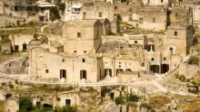 L'hotel nella roccia dei Sassi di Matera
