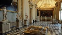 Il recupero della Sala della Niobe agli Uffizi di Firenze