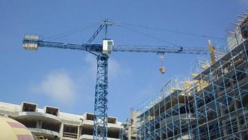 Macchine per costruzioni: anche l'export flette