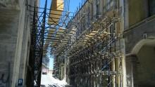L'Aquila, i cantieri aperti sono 50