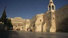 Team italiano per i restauri della Basilica di Betlemme