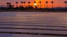 Nel deserto della California il più grande impianto solare