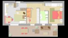 Immobiliare: trilocale 'preferito' dal 35,7% per una spesa tra 170 e 249.000 euro