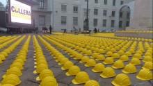 Oggi e' la Giornata della Collera: caschetti gialli contro le vessazioni