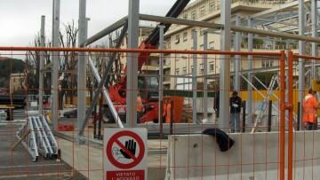 Infortuni in edilizia: nei dati Inail il calo piu' marcato degli ultimi 5 anni