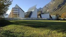 Il Museo della Scienza di Trento e' certificato Leed Gold