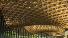 Il legno lamellare, una colonna portante per edifici e strutture