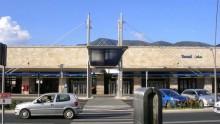 Lavori ferroviari alla stazione di Terni