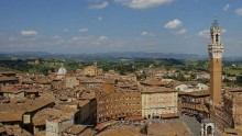 E' Siena la prima provincia europea a emissione zero di Co2