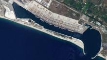 Costruire banchine nel porto di Gioia Tauro