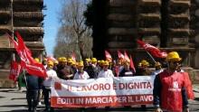 Edilizia, e' il giorno della protesta: sciopero e manifestazioni a Milano, Roma, Napoli, Palermo