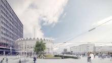 La nuova Rotunda a Varsavia, arriva il progetto
