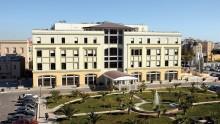 Lavori edili per il centro ISMETT a Palermo