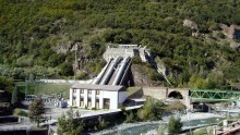 I piccoli impianti idroelettrici: le dighe a medio e alto salto