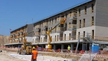 Istat:il numero nuove abitazioni e' al minimo storico