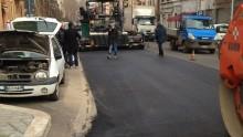 Roma sperimenta l'asfalto 'eco' e silenzioso