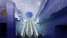 Stazioni di metropolitana, la Cnn 'incorona' Toledo a Napoli