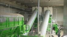 Manutenzione dell'impianto Cdr di Vezzano Ligure