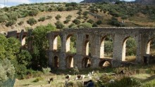 Avviso di gara per lavori presso l'acquedotto di Taormina