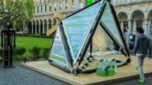 Urban Algae Canopy, nelle citta' del futuro si coltiveranno microalghe