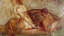 Lavori in corso a Pompei