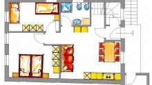 Domanda immobiliare: il trilocale e' il piu' richiesto