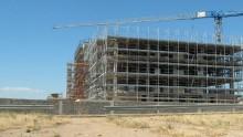Istat, la produzione nelle costruzioni e' ferma