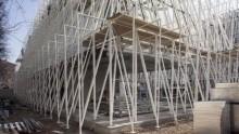 Expo Gate, focus sull'involucro in acciaio e vetro