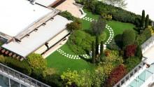 Tetti giardino: una rivoluzione verde per le citta' ecologiche del futuro
