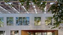 Una scuola 'zero energia' a Saint-Ouen