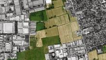 Il consumo di suolo raggiunge gli 8 metri quadrati al secondo
