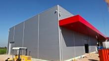 Edifici industriali in classe A: l'esempio di Casa Hoval