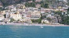 Affitti case al mare: Lazio e Campania