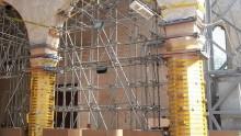 L'Aquila, presentato il piano di ricostruzione della Basilica di Collemaggio