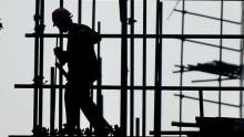 Istat, la produzione nelle costruzioni scende del 2,4% a luglio 2014