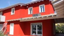 Certificazione Arca Silver per una casa in legno a Salizzole