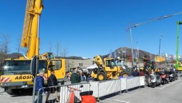 Meci 2015: l'edilizia civile e industriale in mostra a Erba
