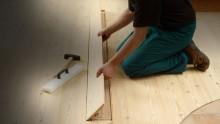 Arrivano i posatori di pavimenti in legno certificati