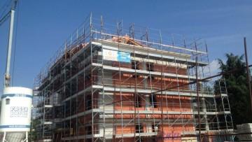 I costi di costruzione di un fabbricato residenziale e di un tronco stradale a gennaio 2015
