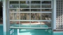 Relax dentro e fuori casa: originale soluzione per proteggere la piscina