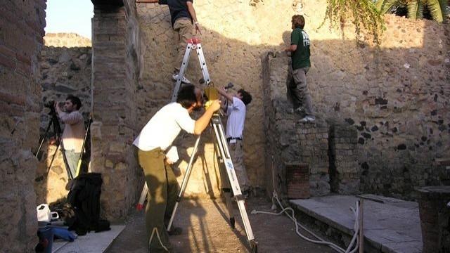 Grande Progetto Pompei: l'Universita' di Bologna mappera' il sito