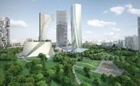 Inaugurato il cantiere Citylife