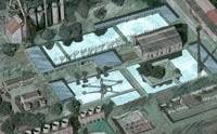 Il Parco Urbano di Bagnoli, a Napoli