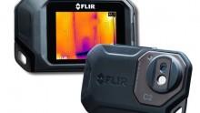 FLIR Systems lancia C2, la termocamera professionale compatta e full-optional