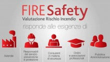 Valutazione rischio incendio con Fire Safety, la suite di software professionali