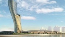 Negli Emirati Arabi il grattacielo più pendente al mondo