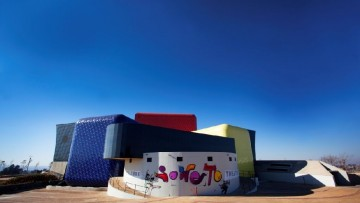 Il Soweto Theatre: la ceramica italiana e' di scena