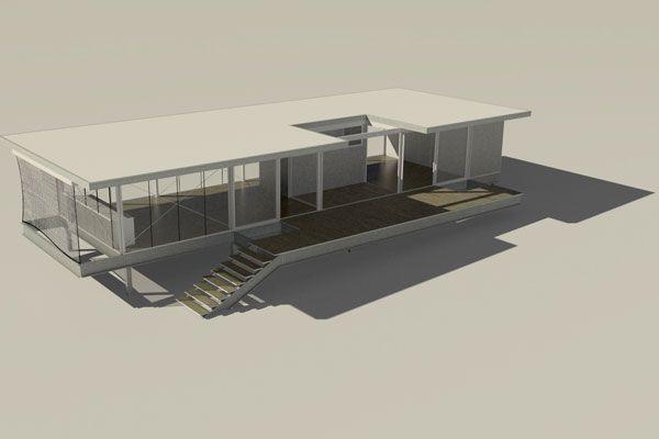 Ithouse autosufficiente ecologica e riciclabile - Casa ecologica autosufficiente ...