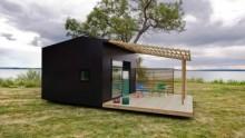 Una mini casa super ecologica